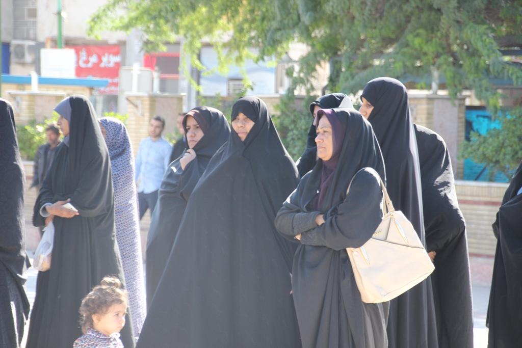 شهادت شیخ نمر - شهرداری قشم (3)
