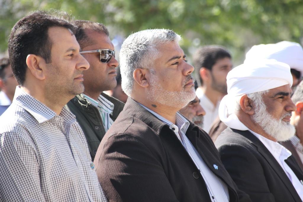 شهادت شیخ نمر - شهرداری قشم (8)
