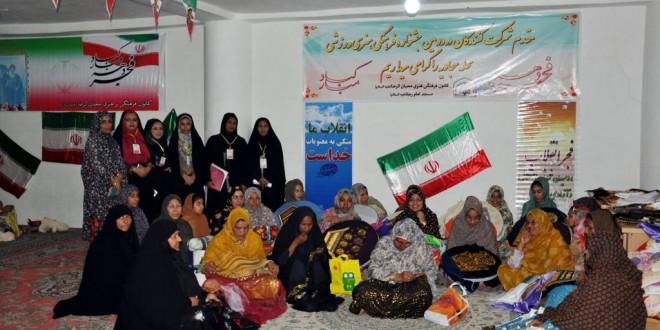 برگزاری جشنواره فرهنگی ورزشی محله سجادیه توسط کانون محبان الرضا (ع)