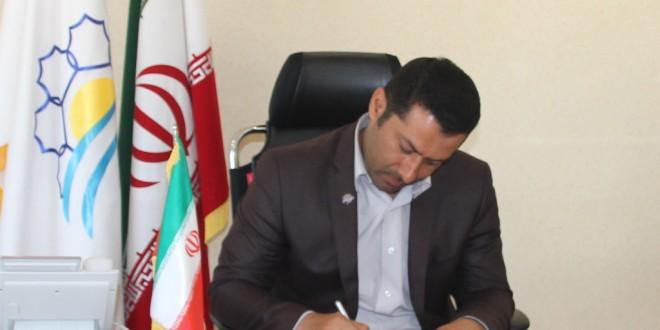 تبریک شهردار قشم به مناسبت روز جمهوری اسلامی ایران