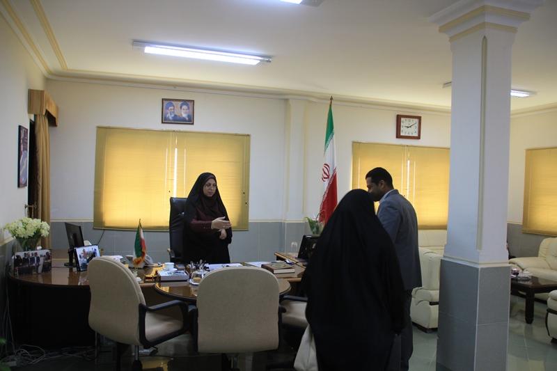 فرماندار شهرستان قشم