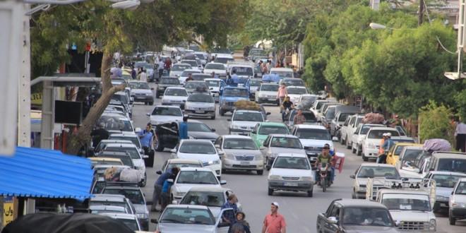 استقبال گسترده مردم از شهر قشم در ایام تعطیلات نوروزی