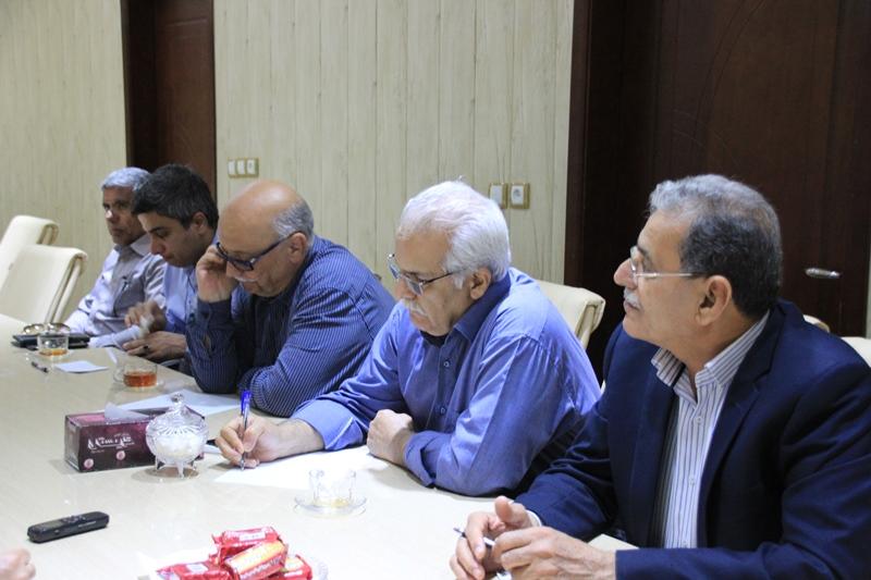 شهردار قشم محمد مسطوری