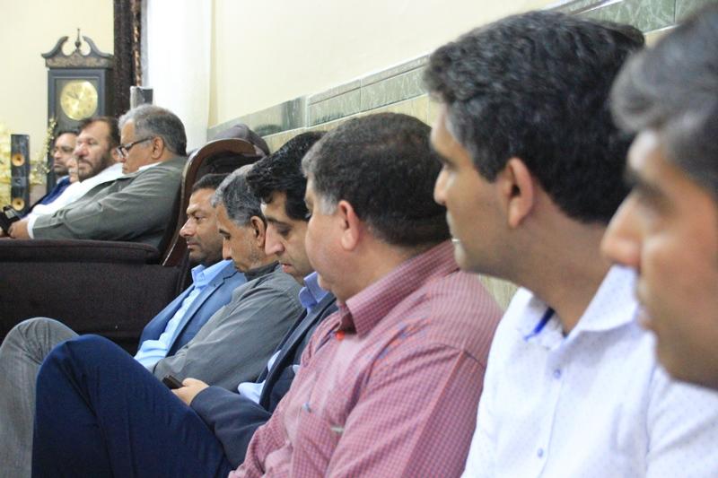 دیدار شهردار قشم با آزادگان سرفراز (10)