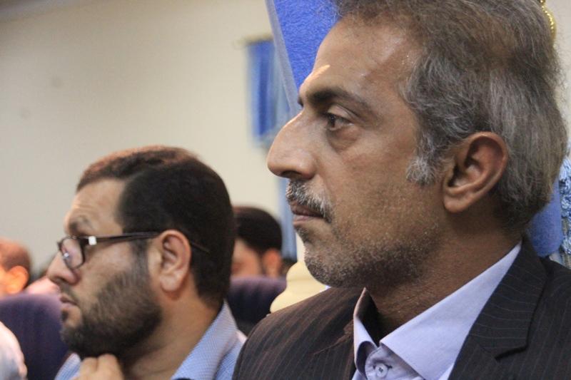 علی رستمی شورای شهر قشم
