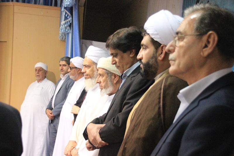 پور مولوی رییس شورای شهر قشم