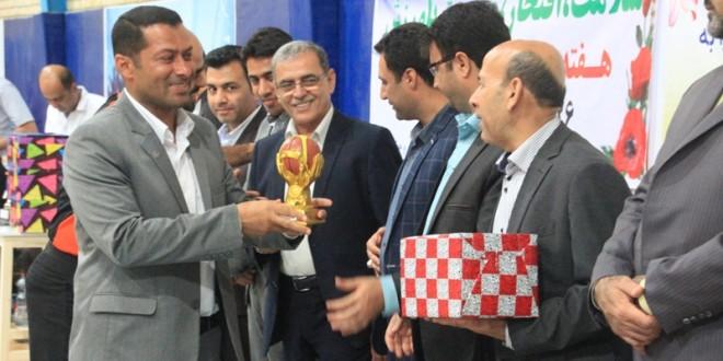 تقدیر از شهردار و اعضای شورای اسلامی شهر قشم