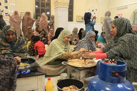 جشنواره نان محلی