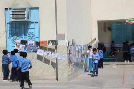 دومین جشنواره نقاشی شهرپاک