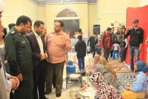 جشنواره نان محلی در قشم برگزار شد