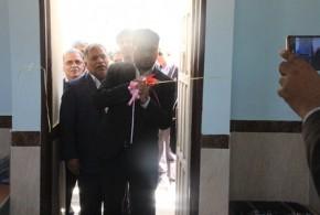 افتتاح کلاس های درس دبستان درگهان