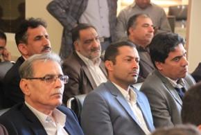 افتتاح ساختمان ثبت اسناد و املاک قشم