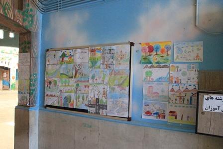 نقاشی شهرپاک