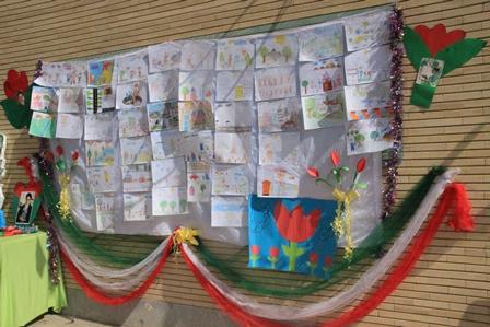 آثار برجسته دومین جشنواره نقاشی شهر پاک معرفی شدند