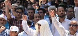 راهپیمایی روز جهانی قدس در قشم+ تصاویر