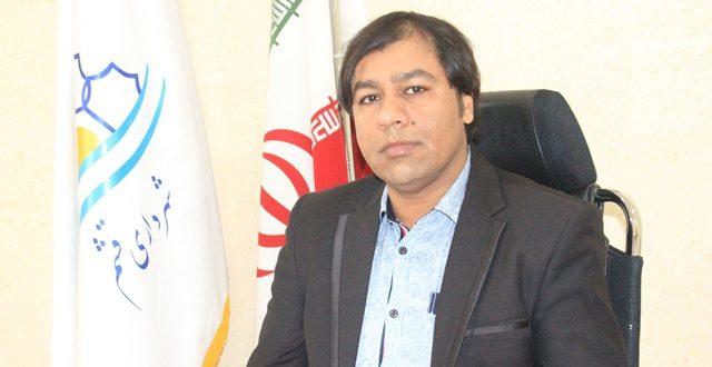 سرپرست شهرداری در پیامی هفته ناجا را تبریک گفت