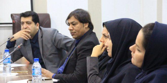 جلسه کارگروه کودکان کار شهرستان قشم برگزار شد