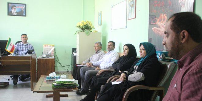 جلسه ستاد مدیریت بحران شهرداری قشم تشکیل شد