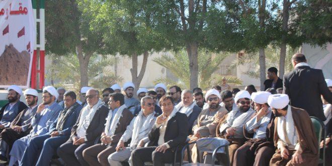 صبحگاه مشترک بسیج شهرستان قشم برگزار شد