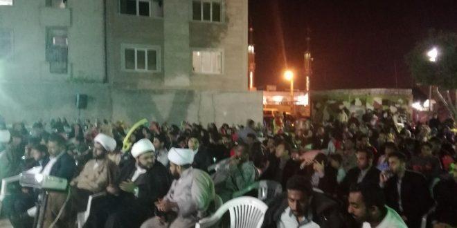 آئین اختتامیه جشنواره فرهنگی و بازی های بومی محله سجادیه برگزار شد
