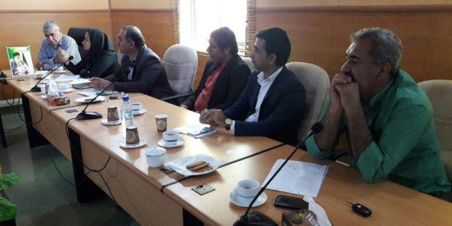 برگزاری کمیسیون کارگری در فرمانداری