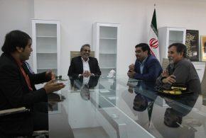 تقدیر از شهردار و رئیس شورای اسلامی شهر قشم