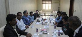فرهنگ و آموزش در دستور کار شورای اسلامی شهر قشم