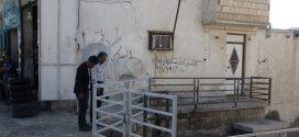 رفع خطر در محله فینی ها
