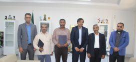 شهردار قشم از پرسنل جانباز شهرداری تجلیل کرد