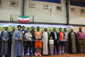 تیم مهاجر فاتح رقابتهای اولین دوره فوتسال قشم شد