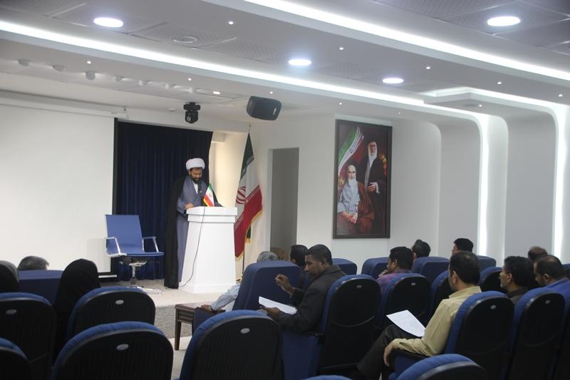 نشست بصیرتی در شهرداری قشم برگزار شد