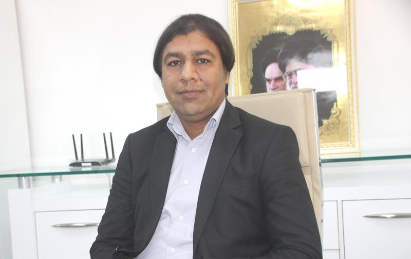 پیام دعوت شهردار قشم از مردم برای حضور پرشور در راهپیمایی ۲۲ بهمن