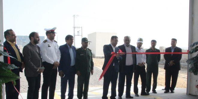 برای نخستین بار در شهرستان؛ مرکز معاینه فنی خودرو در قشم افتتاح شد