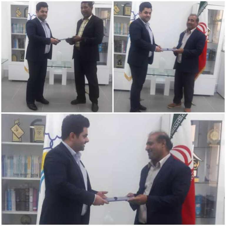 آئین تجلیل از جانبازان شاغل در شهرداری قشم برگزار شد